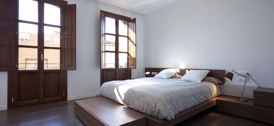 Dormitorio TREKU